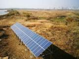 哈尔滨太阳能发电首例15KW太阳能独立发电系统成功安装