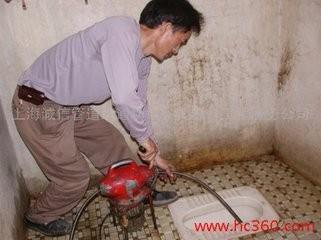 常州天宁区疏通各种下水道马桶厕所管道疏通小便池疏通管道安装