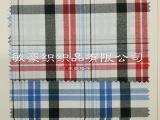 TC格子布色织格子色织格子布提花面料格子布化纤格子布色织格子