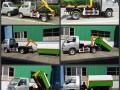 勾臂垃圾车生产厂家直销优惠多质量有保证