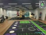 广东生产批发舞蹈地胶 幼儿园地胶 运动地胶等塑胶地板的工厂