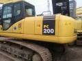 直销公司的二手小松挖掘机120价格出售