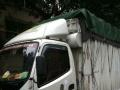 4.2米奥铃厢式货车承接各类货运(有绿标)