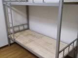 厂家直销上下床架子床公寓床上下铺学生床宿舍床高低床铁床