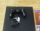 PS4游戏机 港版 500G 巫师3 辐射4 战神3