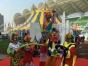 小丑表演魔术表演变脸表演激光舞舞狮电光舞