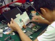 莲湖区锦园小区 枣园上门修电脑 计算机维修