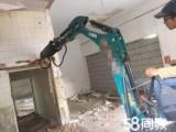 海口专业拆除清运垃圾拆墙拆店铺