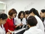 佛山学韩式半永久定妆术免费赠送发际线课程零基础教学包教包会