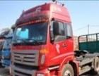低价出售欧曼双驱散装水泥罐车二手货车