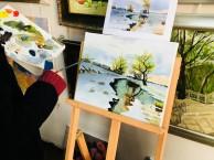 南岸区成人培训画画的地方,南坪成人专业学美术素描水彩油画彩铅