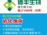 【台湾德丰27年】废水/污水处理菌/高浓氨氮/COD去除/降解菌