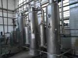 二手三效3吨浓缩蒸发器厂家供应