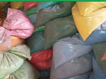 广东高价回收喷涂废旧回收粉烤漆粉 塑粉上门回收 现款现结