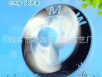 新款usb充电宝马标风扇 创意BMW标风扇 汽车赠品usb风扇 时尚风扇