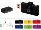 U盘迷你小相机 迷你摄像机 创意USB 可拍照录像 私模厂家批发