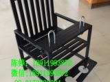 拘留所铁质讯椅,铁质软包质审讯椅,审讯椅定做
