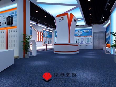 合肥企业展厅装修 创意展厅设计 合肥展厅设计公司