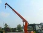 桃源拖拉机带两吨吊车出租