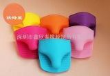 新颖河马型硅胶隔热手套生产厂家、美观、环保、易清洗