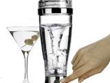 创意牛奶咖啡自动搅拌杯 不锈钢电动搅拌杯 蛋白粉摇摇杯