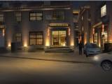 番禺南沙园林设计 cad图 3d效果图设计 建筑三维灯光设计
