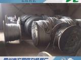 防捻钢丝绳20mm电力钢丝绳操作视频