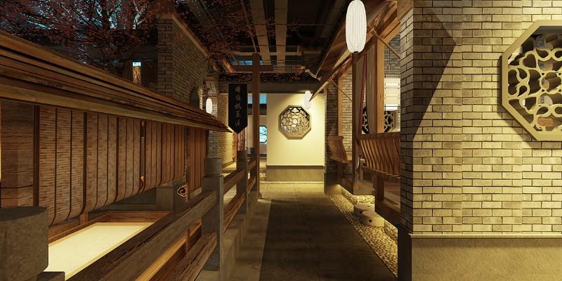 餐饮空间设计 中式餐厅设计 咖啡厅设计 西餐厅设计