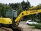 现代 R80-9 挖掘机         (转让现代挖机)