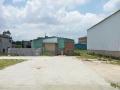 圣王大道西洋村崎岭5亩空地250平钢结构厂房可分租
