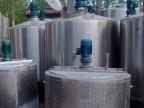 低价处理一批二手九成新冷热缸.搅拌罐(1吨---10吨)型号齐全