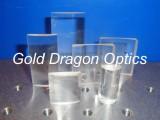 氟化钙平凹柱面镜