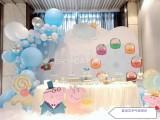 嘉兴秀洲展会气球装饰