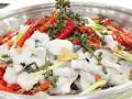 藤椒鱼饭加盟费餐饮好项目济南渔遇上鱼