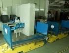 机器人自动化agv磁条开槽、打孔、布线、油漆切地