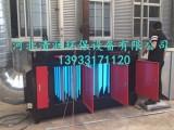 A光氧废气催化净化器体积废气处理设备结构重量图片河北清润环保
