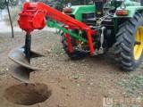 多功能植树挖坑机 英达牌热销果树植树挖坑机 植树挖坑机价格