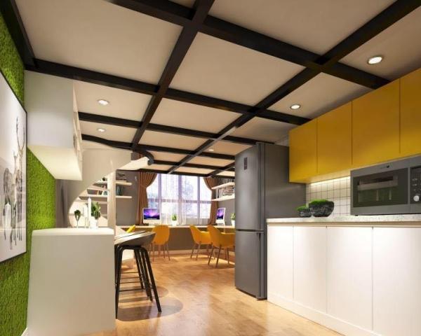 拎包入住,精装复式公寓 新房团购 更优惠