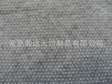 厂家定制滴塑无纺布 防滑牛津布 涤纶针刺无纺布 家纺服装面料