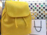 欧美时尚 2014新款编织女包 休闲潮流女士双肩背包学院风书包