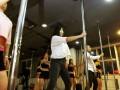 西安钢管舞协会东二环钢管舞教练证书颁发考证点