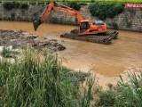 长沙湿地挖机出租公司