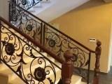 成都雙流維也納優美雅鐵藝樓梯扶手