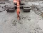 洋马重工215型河道清淤挖掘机出租服务产品优质