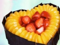 文安县鲜花速递美味蛋糕送货上门专业蛋糕订购网站文安