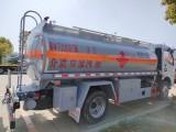 东风多利卡8.5方油罐车楚胜油罐车厂家直销售后服务周到