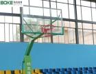 柳州篮球架厂家 移动篮球架带轮子 钢化透明篮球板