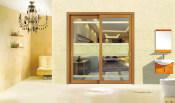 铝木门窗-铝合门窗