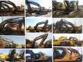 深圳沃尔沃二手挖机转让210-240和290-360