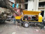 深圳龙华混泥土拖泵柴油地泵车出租出售租赁租凭专业团队